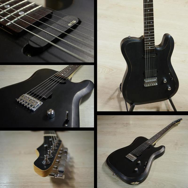 Telecaster, kitaranrakennus