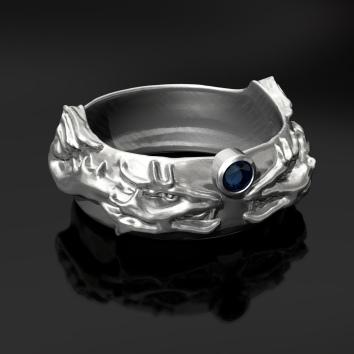 3D-malli, lohikäärme sormus